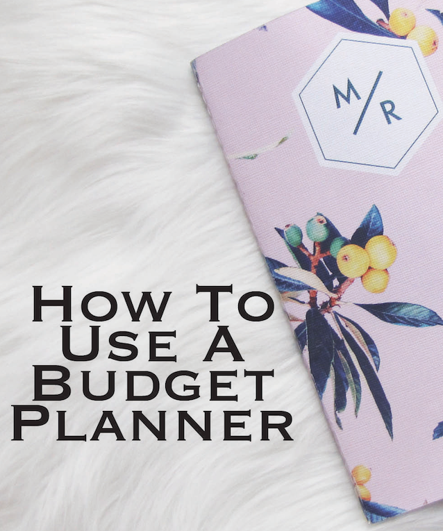 How to use a budget planner | Budget Planner | Margaret Paige