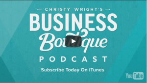 Christy Wright's Business Boutique Podcast | January Book Review