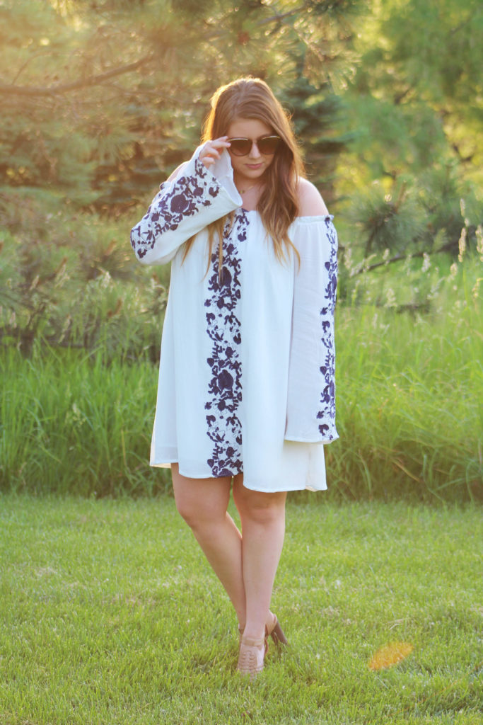 Nebraska Summer To Do List + Tobi Dress
