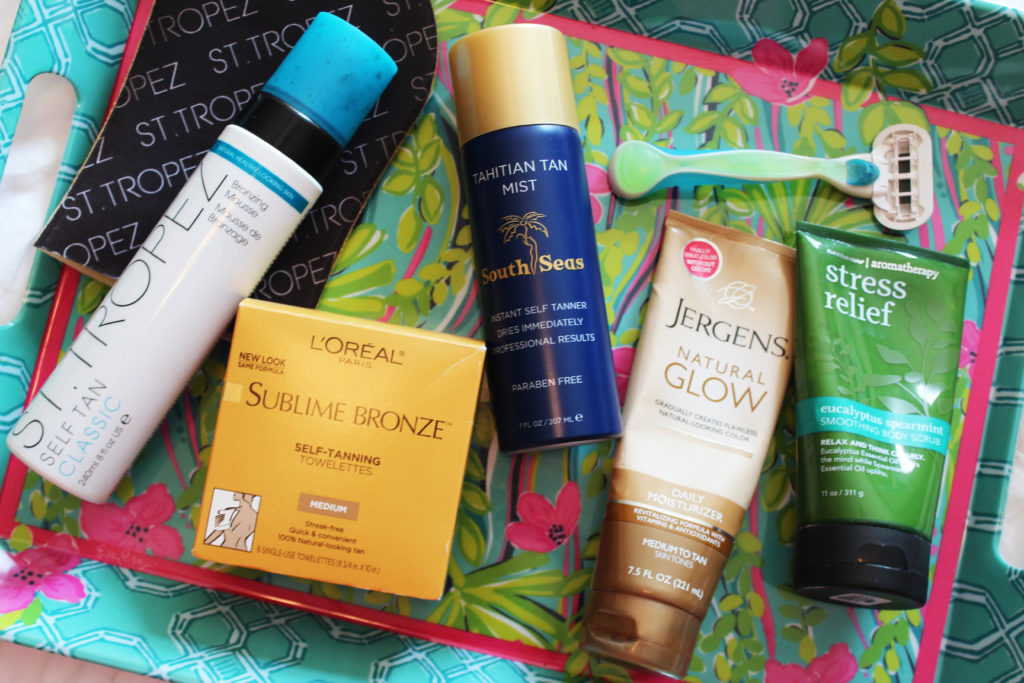 Self Tanner Review   Margaret Paige Lifestyle Blog