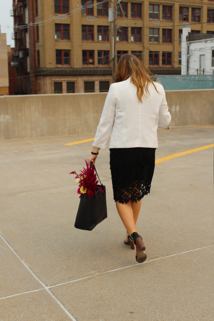 Workwear: Summer to Fall | Margaret Paige Lifestyle Blog
