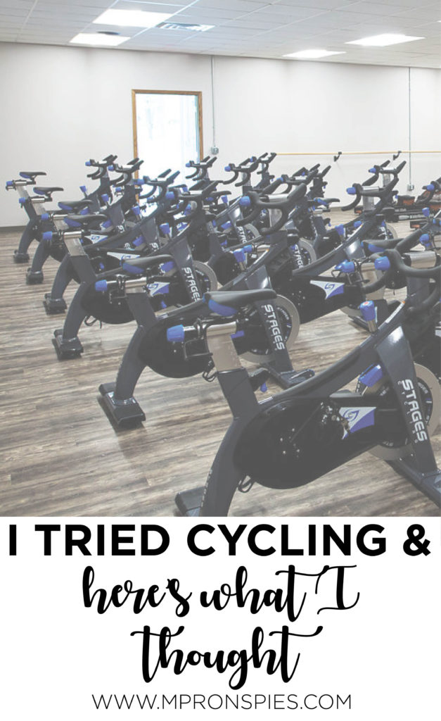 I Tried Cycling And Here's What I Thought