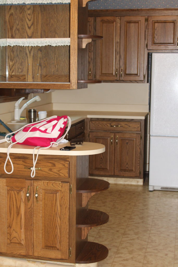 how-to-paint-kitchen-cabinets | How To Paint Kitchen Cabinets | Margaret Paige Lifestyle Blog