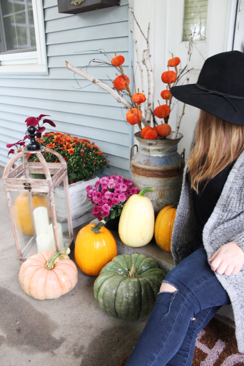 Budget Friendly Fall Home Decor with Gordmans - Margaret Paige Nebraska Lifestyle Blog
