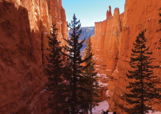 hiking guide to Bryce Canyon national park